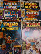 Thing Comics in Our eBay Store