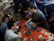 Magic the Gathering at BSTS